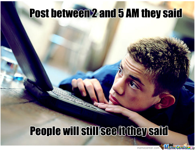 Nothing Happens Between 2 And 5 Am
