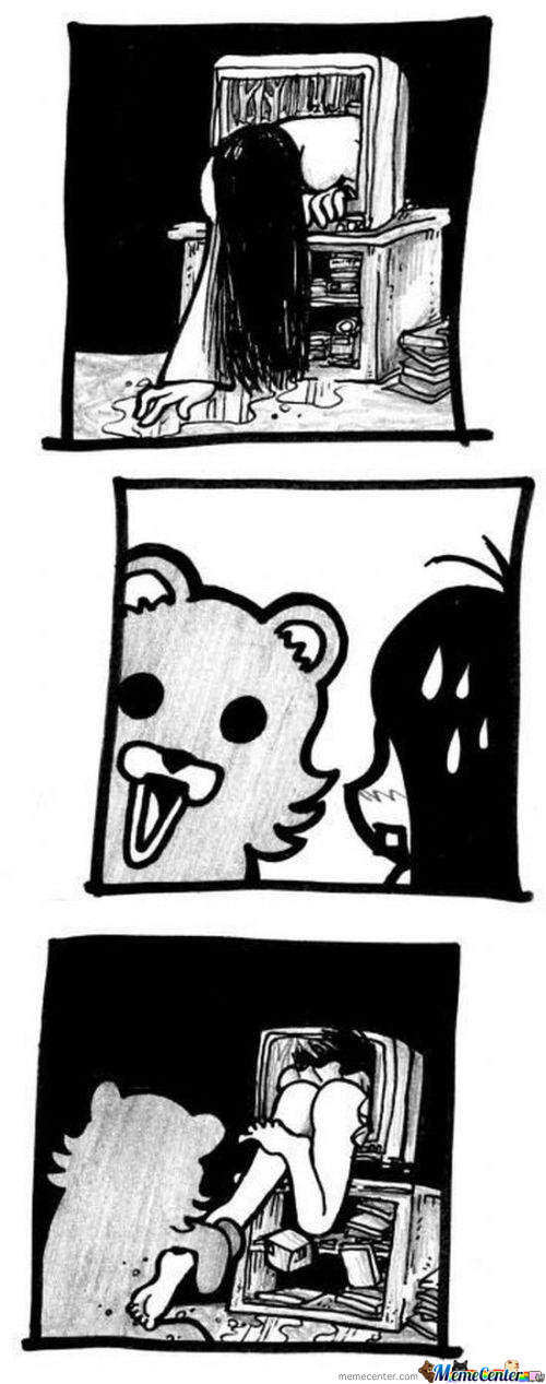 Nothing Scared Pedobear