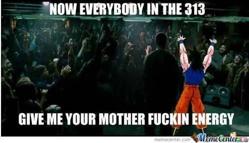 Now Everybody In The 313