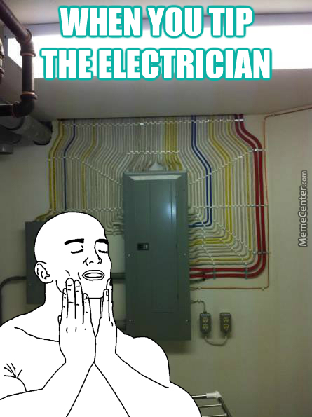 electrician memes - photo #11