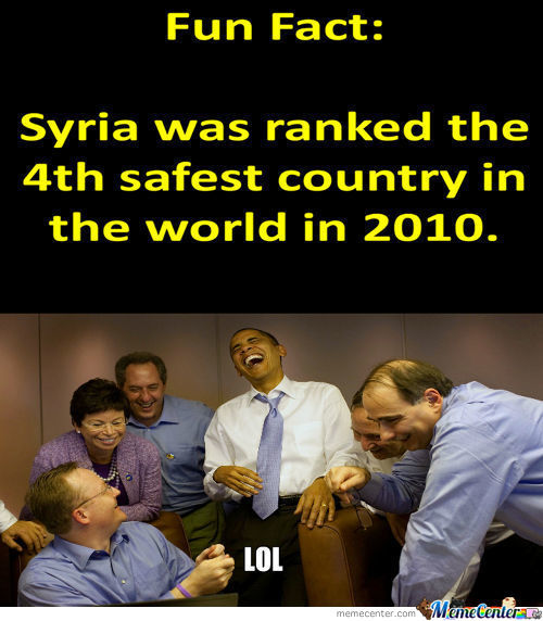 Now Its The Most Dangerous Country In The World