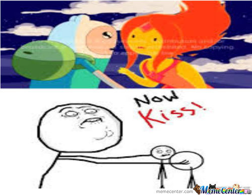 Now Kiss!!