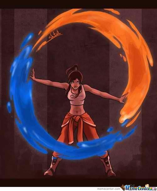 Now You'Re Bending With Portals