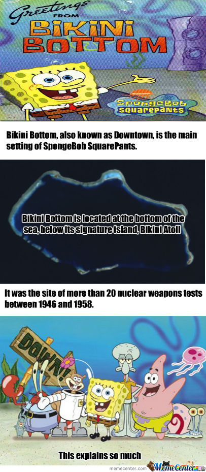 Nuclear Testing Ground