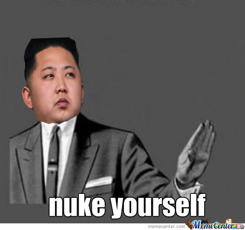 Nuke Yourself