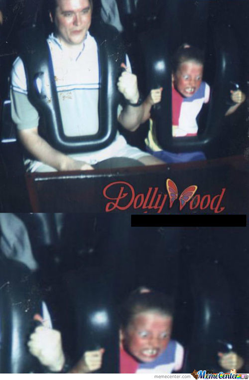 O Boy That Dad Is Going To Be Killed After That Ride!