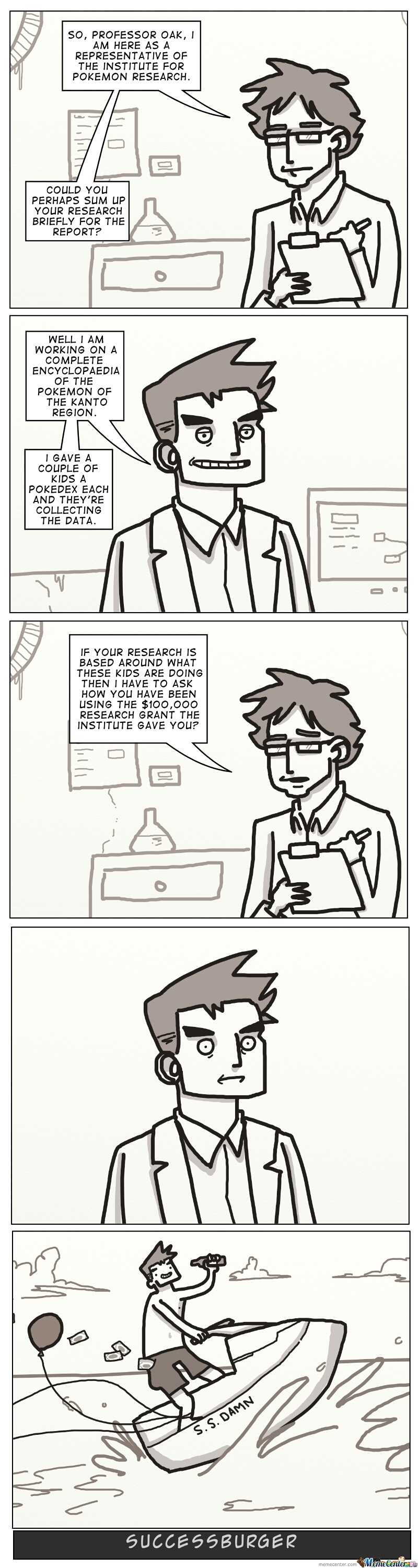 Oak's Research