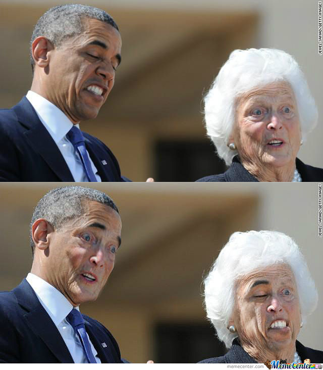 Obama Face Swap Is Terrifying