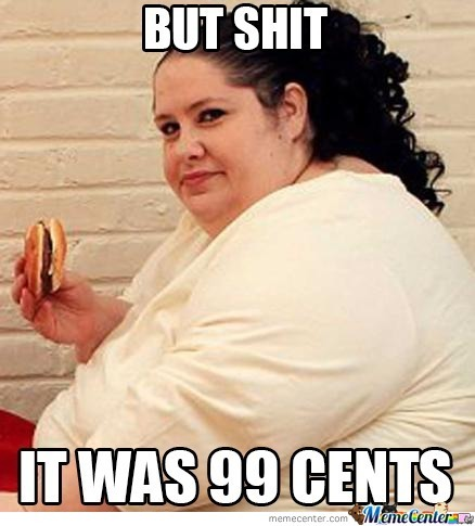 Obesity Thrift Shop