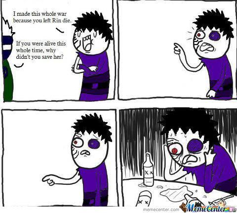 Obito Is Dumb