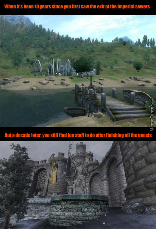 Oblivion Was Released A Decade Ago. Do You Feel Old Enough To Celebrate It?