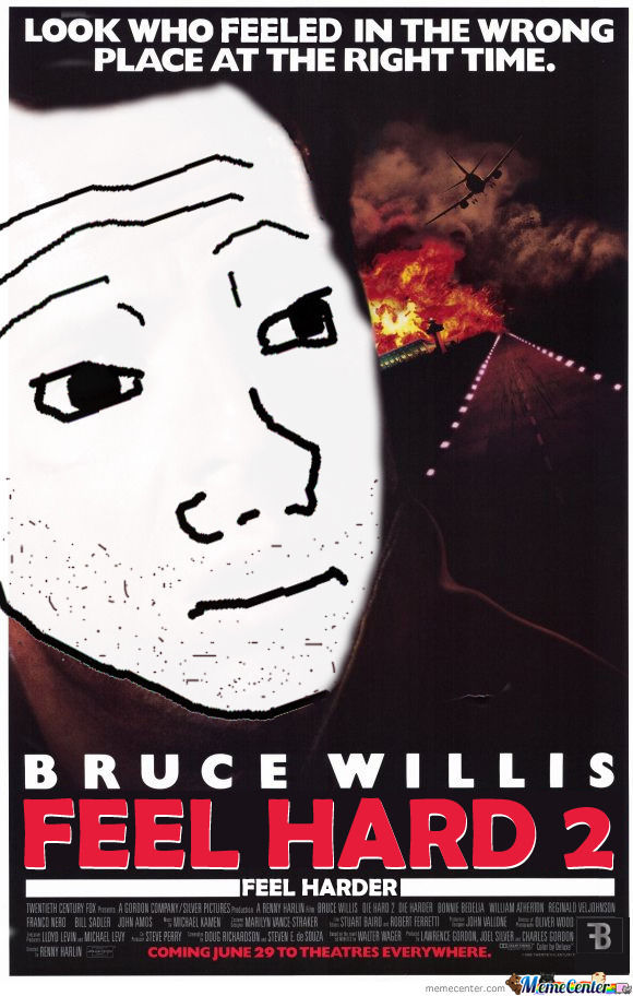 Bruce Willis - Feel Hard 2