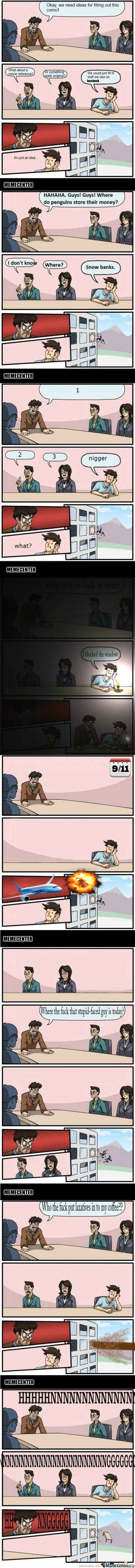 Boardroom Suggestion Compilation