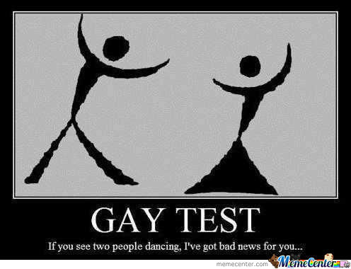 The Official Gay Test 100