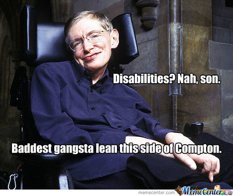 Og Mc Hawking In Tha House!