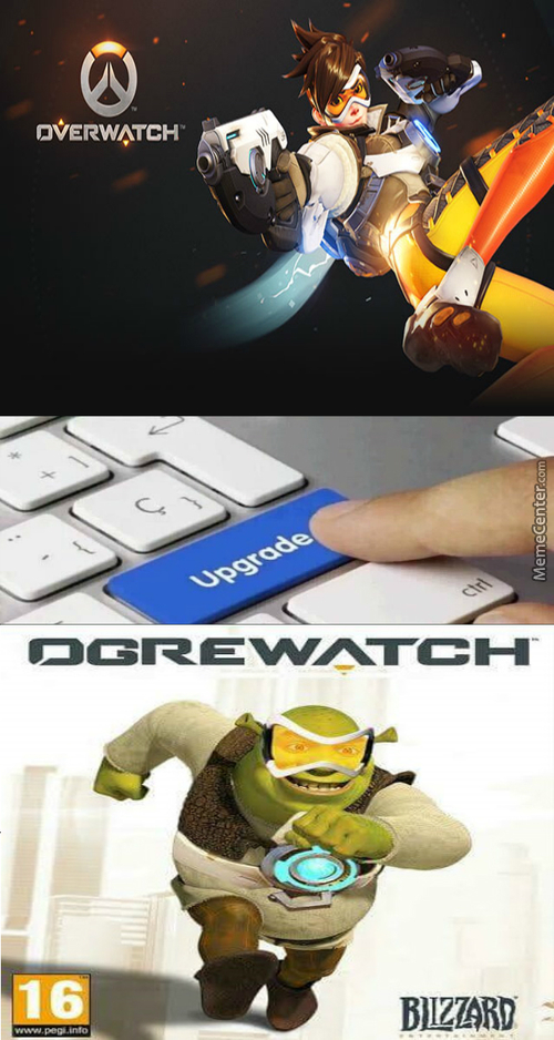Ogrewatch Is Way More Fun Than Overwatch