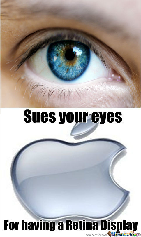 Oh, Apple.
