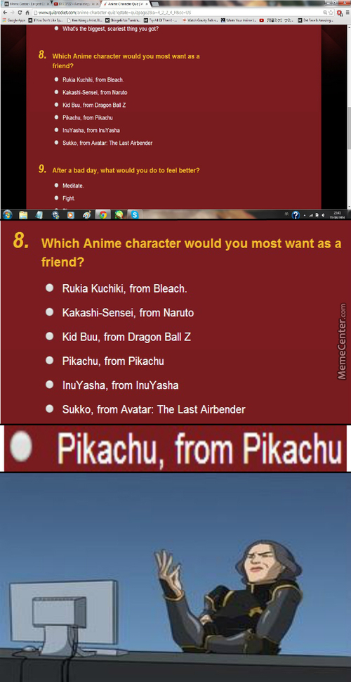 Oh Boy! Let Me Tell You About This Anime, It's Called Pikachu .. !