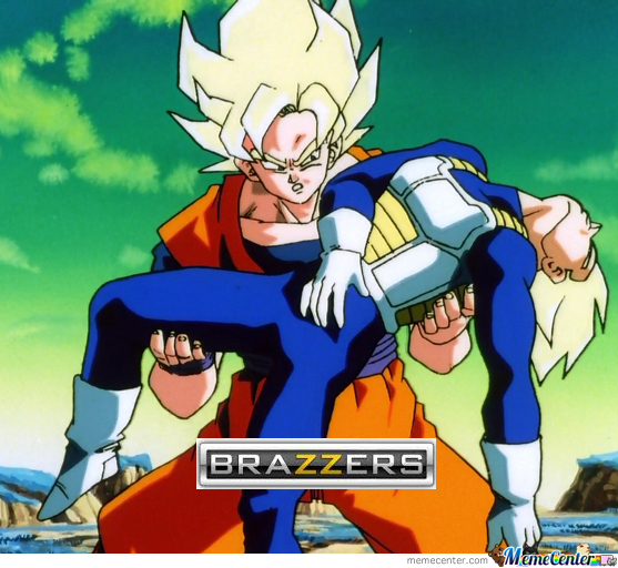 Oh Goku... What Are You Doing ?