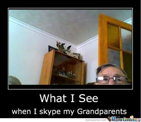 Oh Grandparents