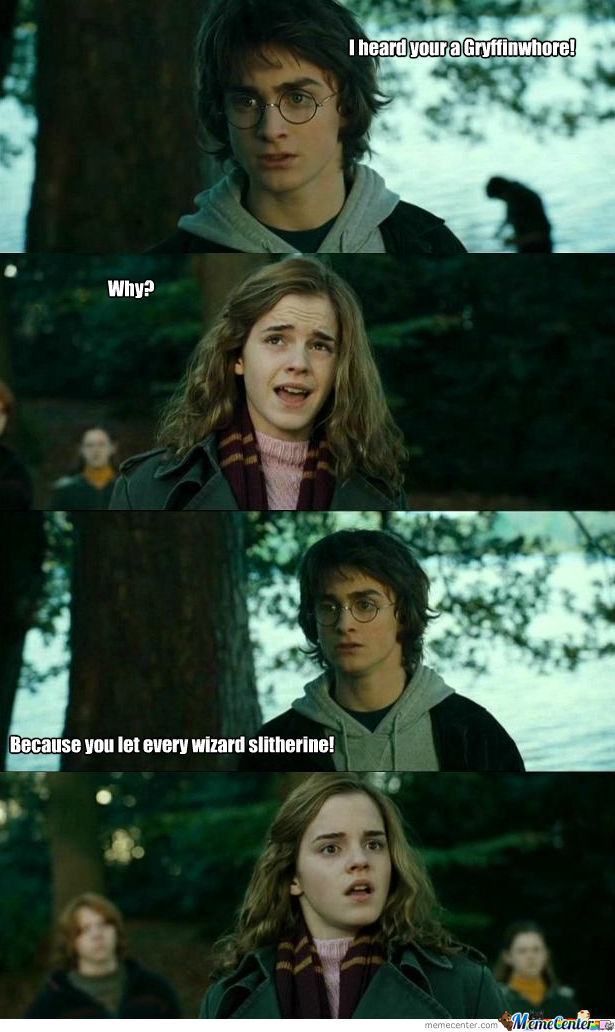 Oh Harry...