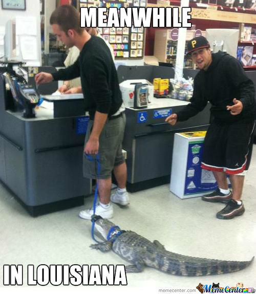 Oh Louisiana