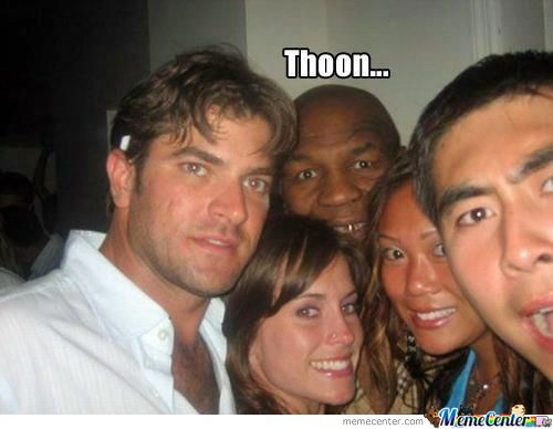 Oh, Mike Tyson, You So Silly