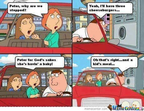 Oh Peter...