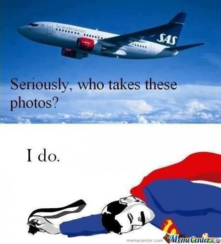 Oh Poor Superman