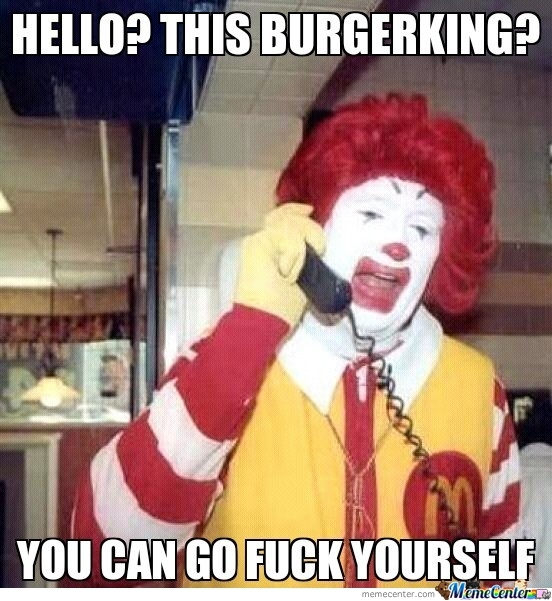 Oh Ronald