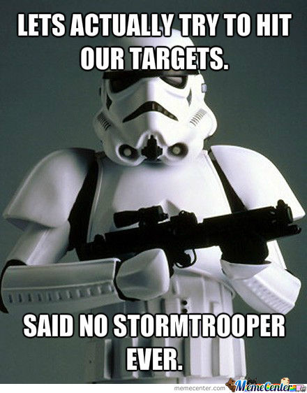 Oh Storm Troopers