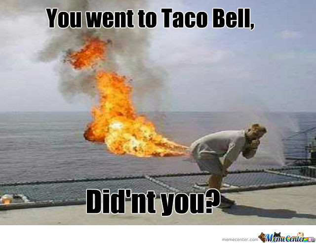 Oh Taco Bell