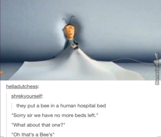 Oh That's A Bee's