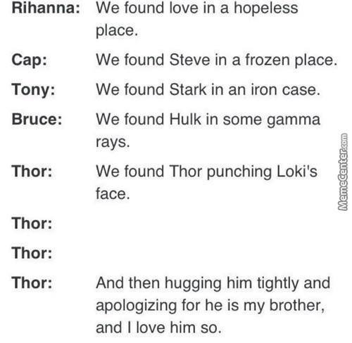 Oh Thor!