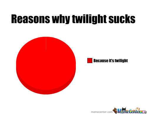 Oh,twilight...
