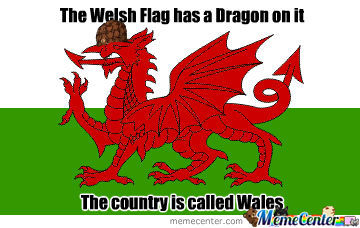 Oh Wales