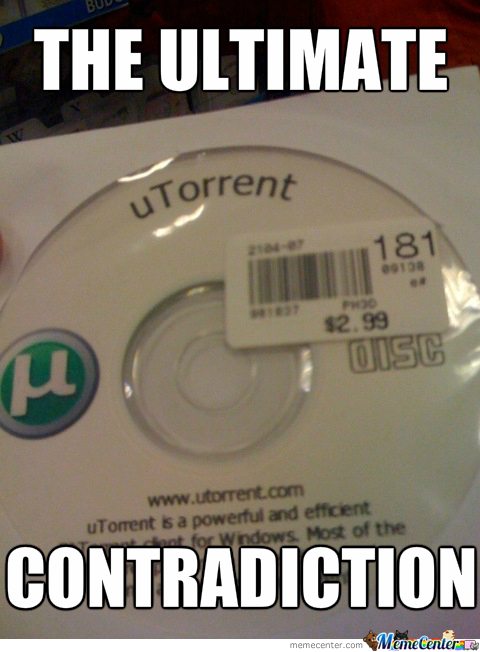 Oh Well, Im Just Gonna Torrent It