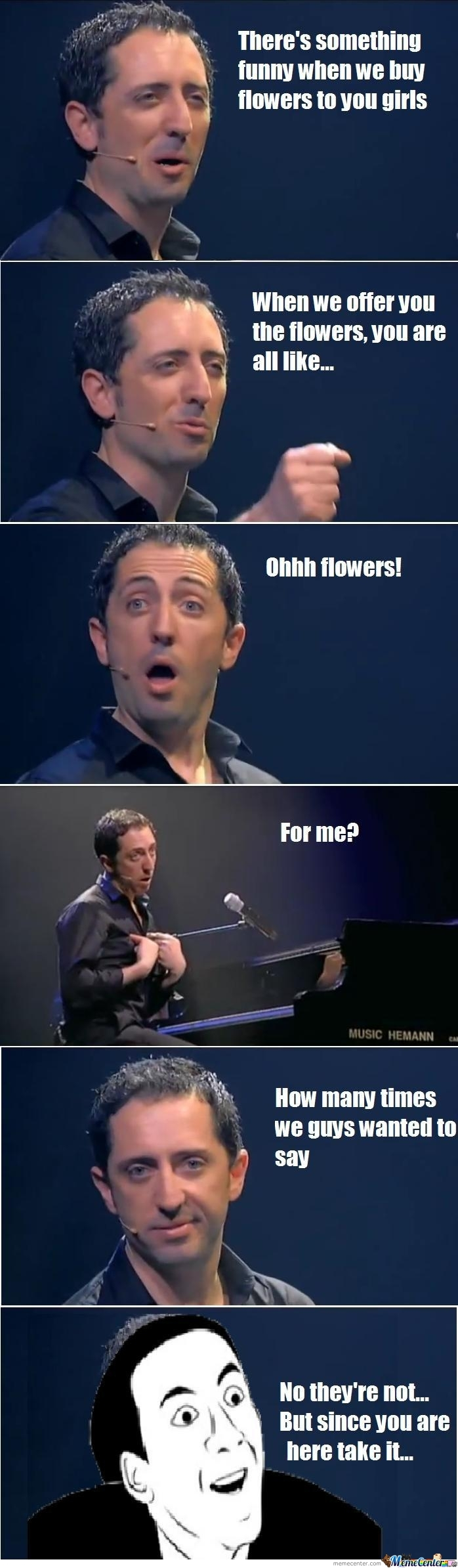 Ohhh Flowers