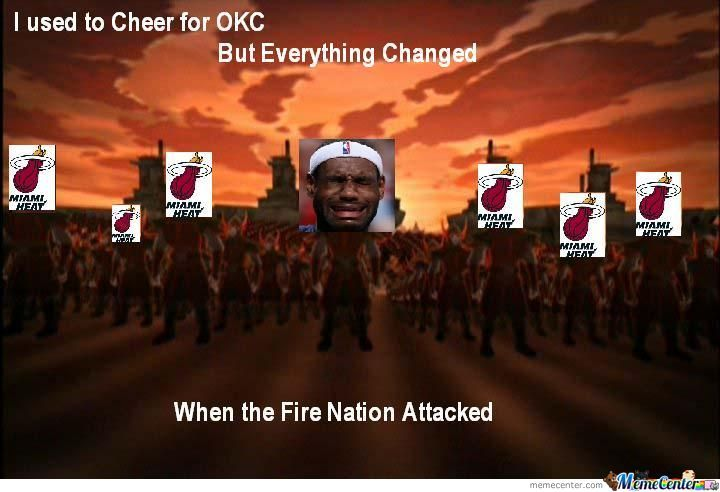 Okc Vs Miami Firnation