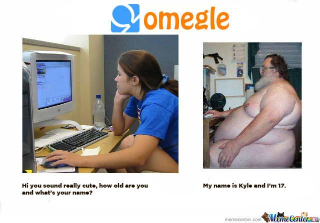 Omegle: The Reality