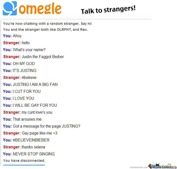Omg! I Chat With Beiber! 100% Legit!