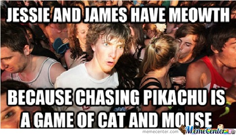 Sudden Clarity Clarence - Pokemon