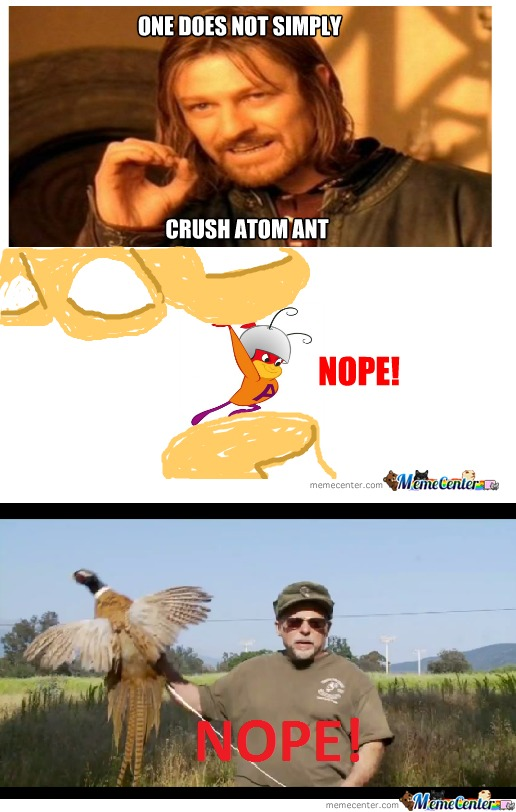 One Does Not Simply Chuck Testa