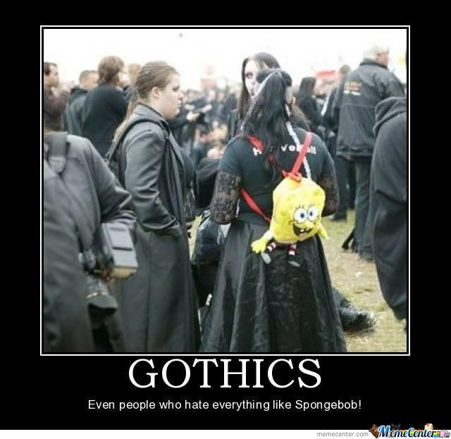 One Does Not Simply Hate Spongebob