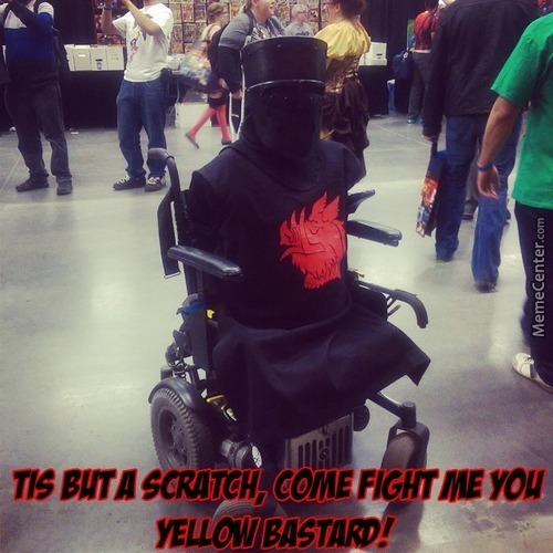 One Of The Best Cosplays Of All Time