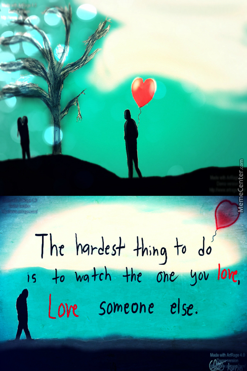 One Of The Simplest Ways To Stay Happy Is... Letting Go Of The Things That Makes You Sad.