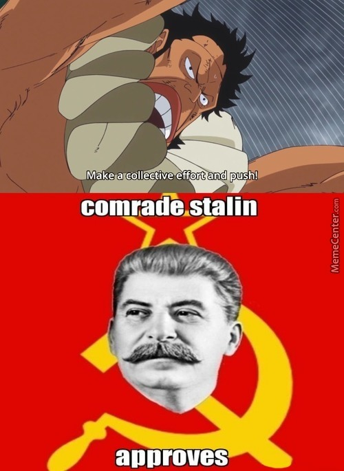 One Piece Is A Confirmed Communist Propaganda Now