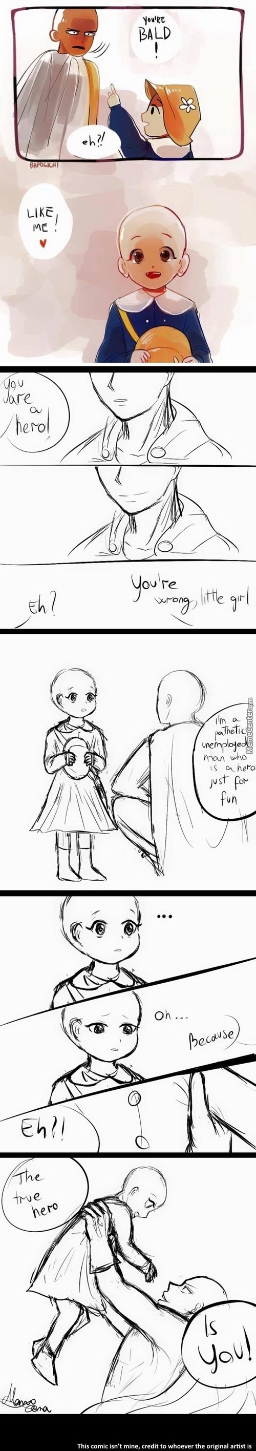 One Punch In The Feels