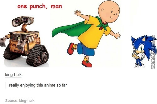 One Puuuuuuunch!!!
