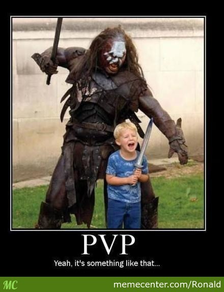 pvp online games